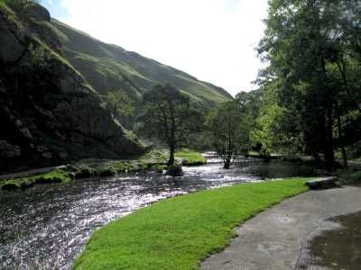 Dovedale, The Peak District. One of my favourite places.