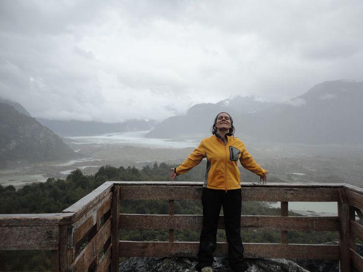 Glaciar Exploradores, Carretera Austral, Chile