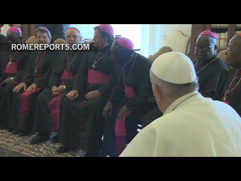 Francisco a los obispos de Kenia: La Iglesia debe servir a la paz en el país