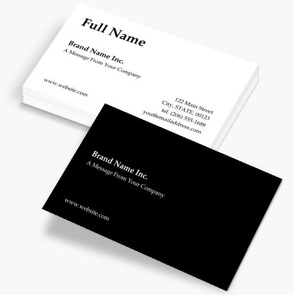 Business Cards Same Day Staples Business Card Design Business Cards Branding Design