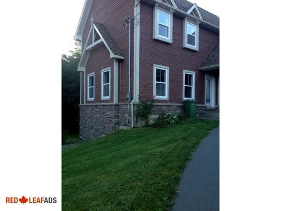 1 Bdrm Suite, Voyaguers Way - Available Immediately 1 bedroom suite in private dwelling. Separate entrance. Voyageur Lakes in Hammonds Plains. Fridge, Stove, Dishwasher ...