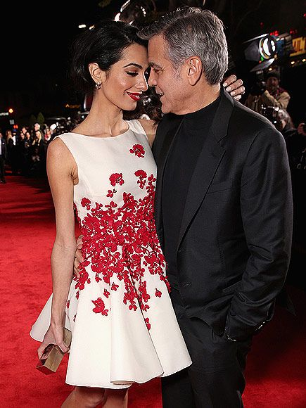 George and Amal Clooney Are Picture Perfect at Hail, Caesar! Premiere http://www.people.com/article/george-clooney-amal-clooney-hail-caesar-premiere