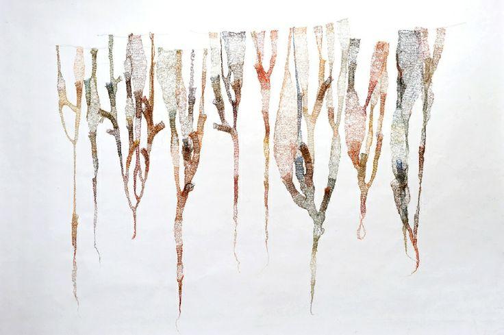 Kazuko Yamanaka / metal fiber 2010