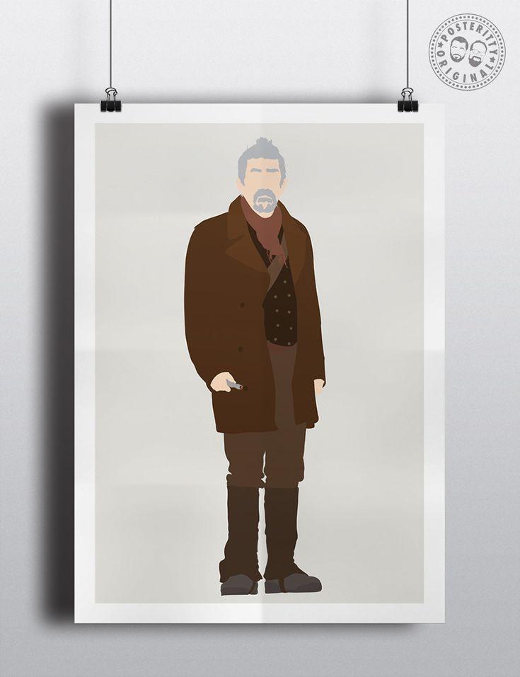 #minimalist #poster #posteritty #fanart #whovian #drwho #doctorwhol #WarDoctor #hurt