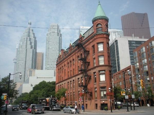 Downtown Toronto Landmark
