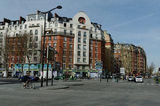 Paris 14e - Boulevard Brune - Porte d'Orléans :: Patryst.com