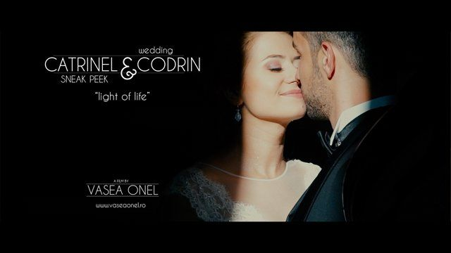 "Catrinel & Codrin - sneak peek wedding - ""light of life"" - by Vasea Onel Sony a7s - samyang 14mm, 35mm, 85mm"