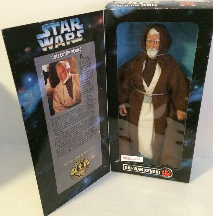 (GBS012744) - Star Wars Collector Series Figure - Obi -Wan Kenobi
