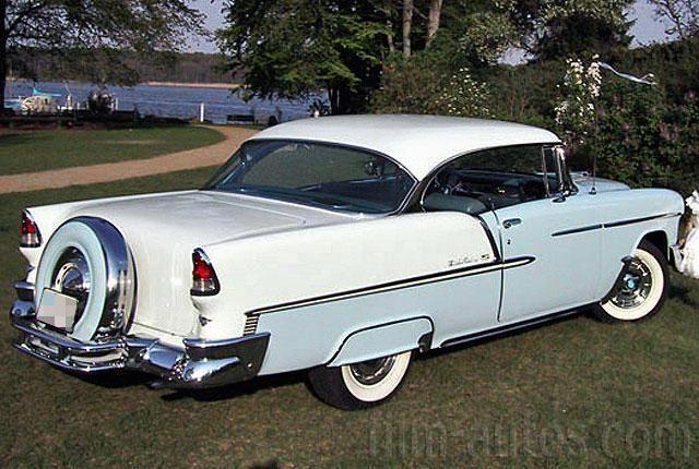Oldtimer Chevrolet Bel Air Zum Mieten Cadillacclassiccars