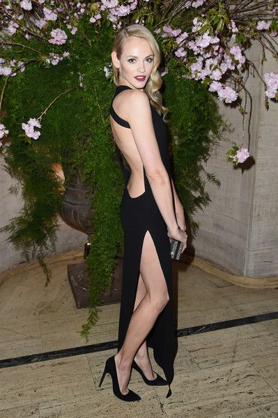 Ginta Lapina - Foundation Fighting Blindness World Gala - April 12, 2016