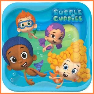 Make a splash at your birthday with Bubble Guppies party supplies, and your party will be fintastic and go swimmingly. http://www.allthatstuff.net/BubbleGuppies/bubble-guppies-party-supplies.html