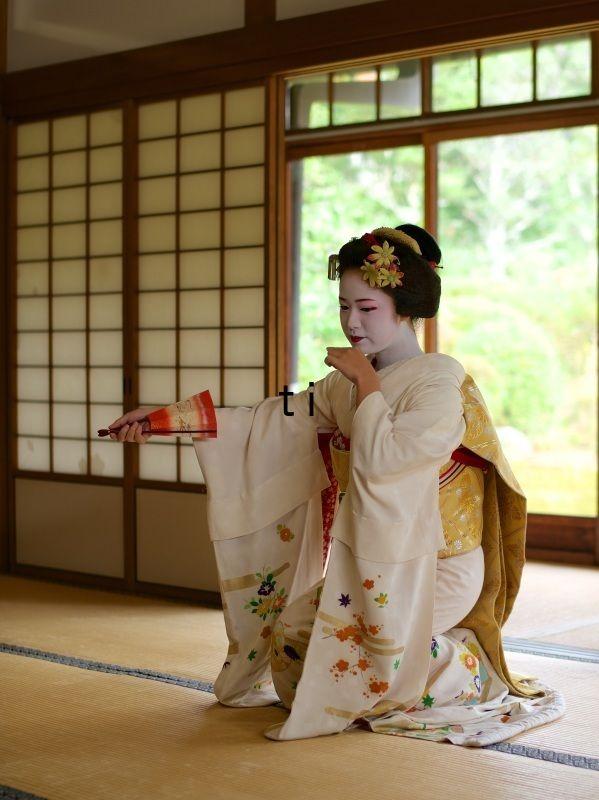 芸妓さんと舞妓さんのブログ (Maiko Kimihiro at the Eiuninn Temple by tiger123 -...)