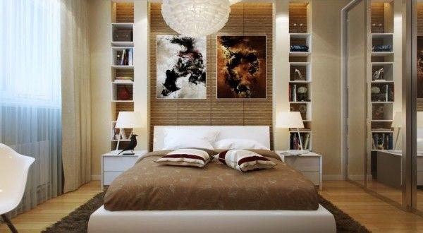 Küçük Yatak Odaları için Dekorasyon Fikirleri 2016 | Pembe♥dekor.com