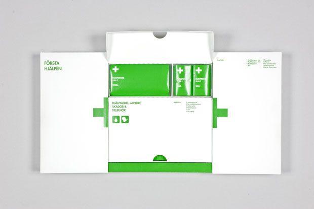 First Aid Kit – Tobias Eriksson at Broby Grafiska