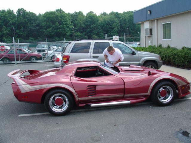 corvette c3. this is bad