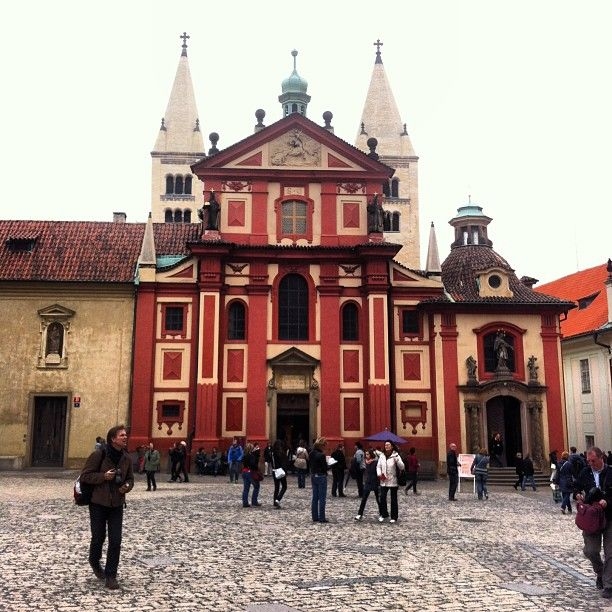 Bazilika svatého Jiří | St. George's Basilica
