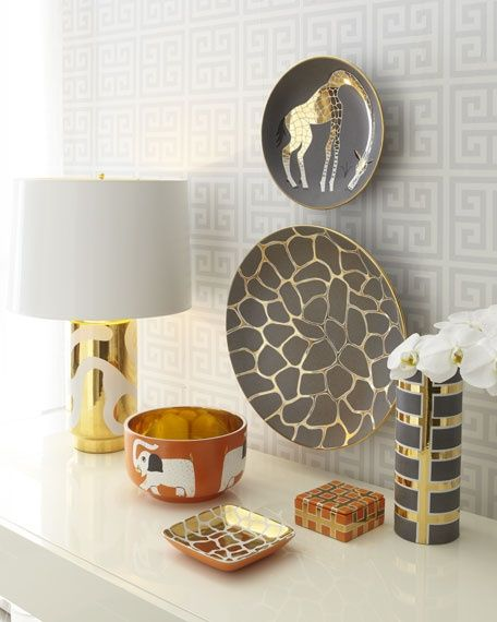 giant decor - color of the month october 2012 - golden autumn, gold home decor ideas and inspiration