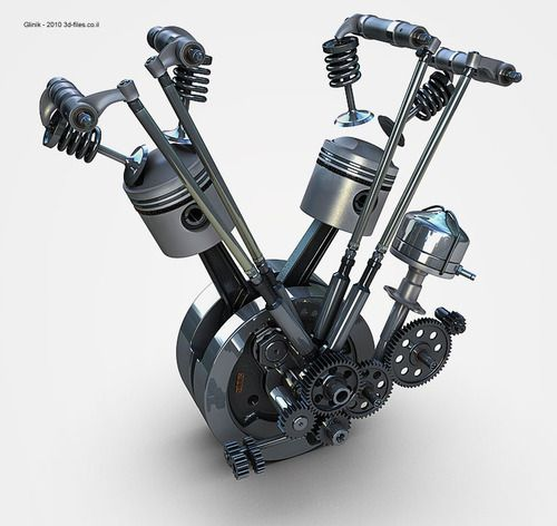 Motorcycle Motor Parts : Best images about harley davidson engine blueprint