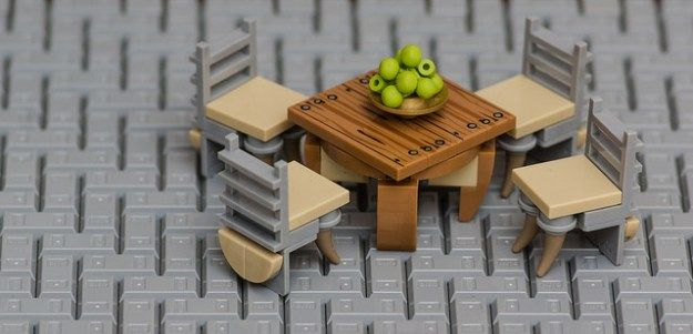 LEGO furniture