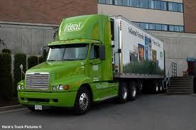 Our truck fleet is so important in delivering fresh BC milk products!