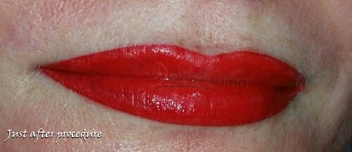 Full lips #dianagulan #micropigmentare #permanentmakeup #tatuajcosmetic #makeupsemipermanent #tatuajbuze