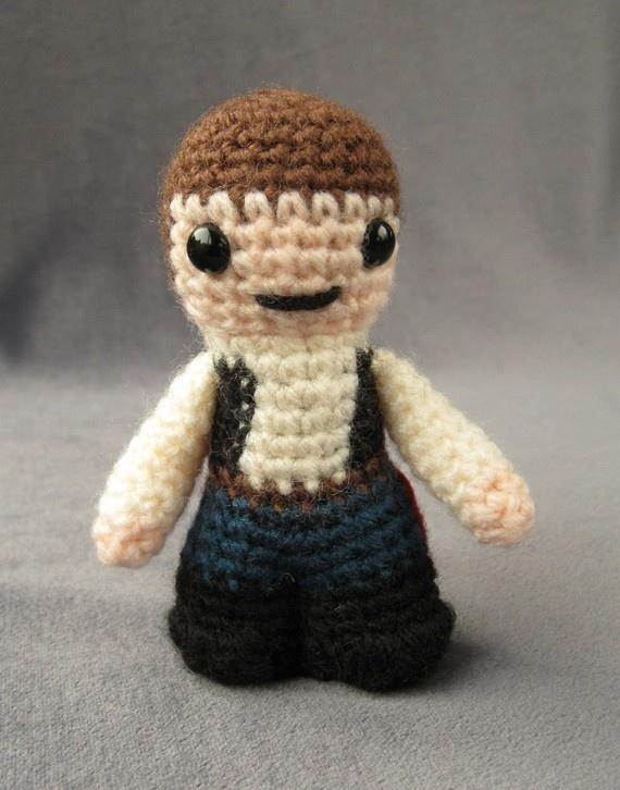 Felted Amigurumi Tutorial : 109 best images about Star Wars crochet amigurumis on ...
