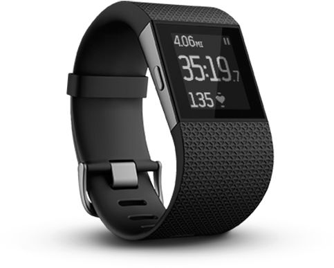 Fitbit Surge - coming soon on Fitbit.com