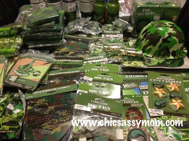 army party supplies brisbane