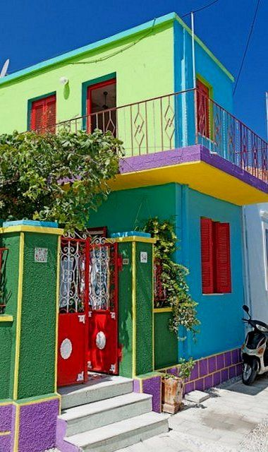 Koskinou village rhodes island greece by firo tour on for Rhodos koskinou