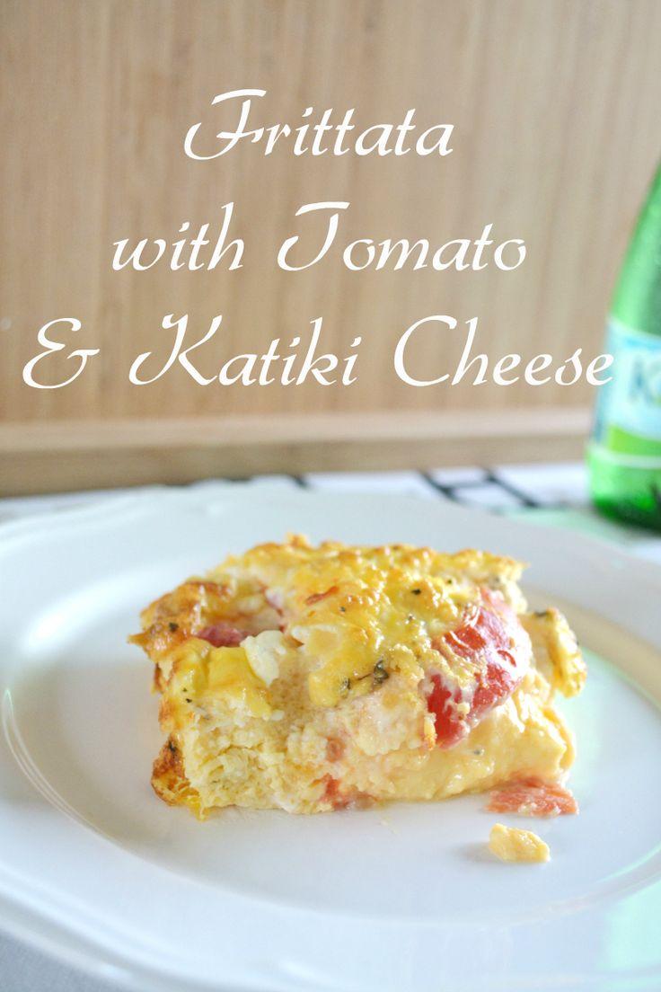 Craft Cook Love: Ομελέτα φούρνου με κατίκι και τομάτα