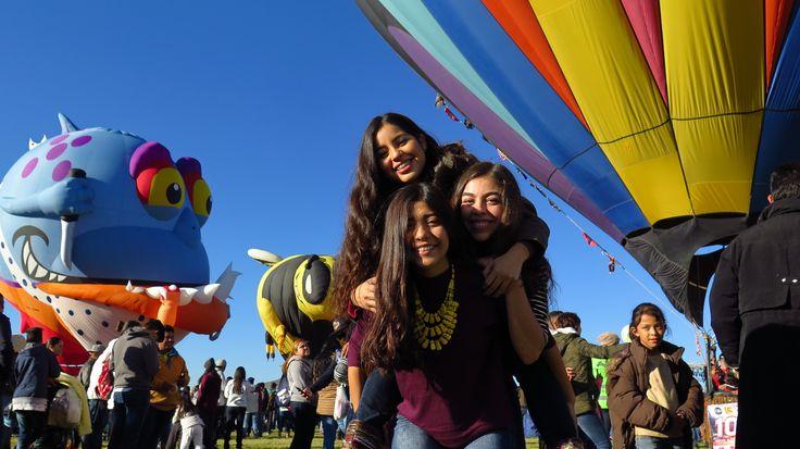 Feria Internacional del Globo 2K16  #FIG #Leon #Mexico #GloboAerostatico #Bff #Friendshipgoals