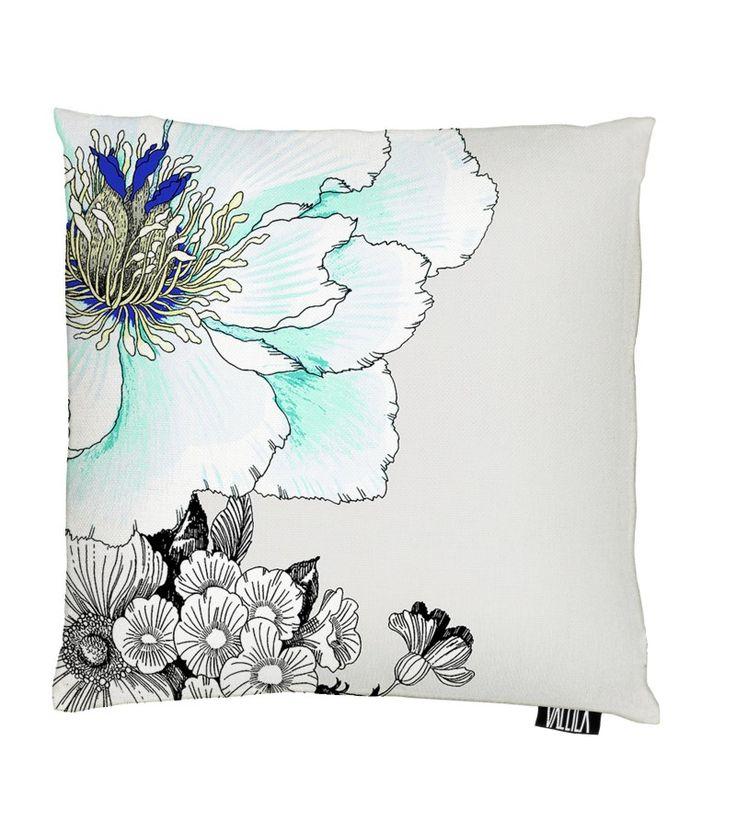 Amanda tyynynpäällinen - Tyynynpäälliset - Tyynyt - Vallilan verkkokauppa