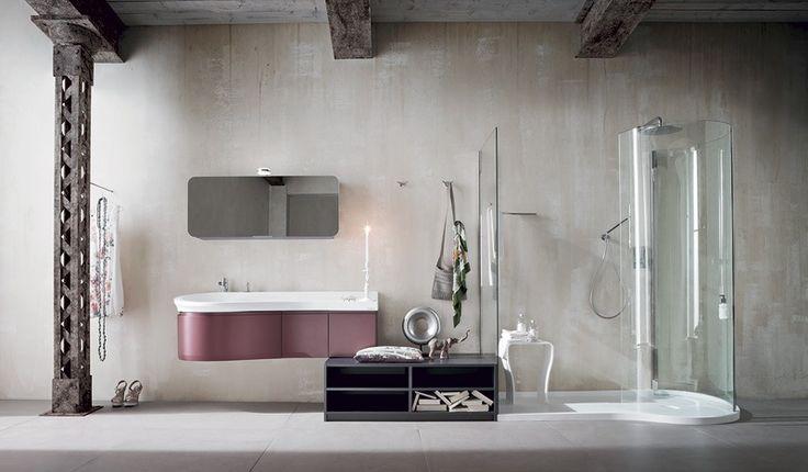 Delicate, modern bathroom by Bluform #sigh #wishlist #bathroom