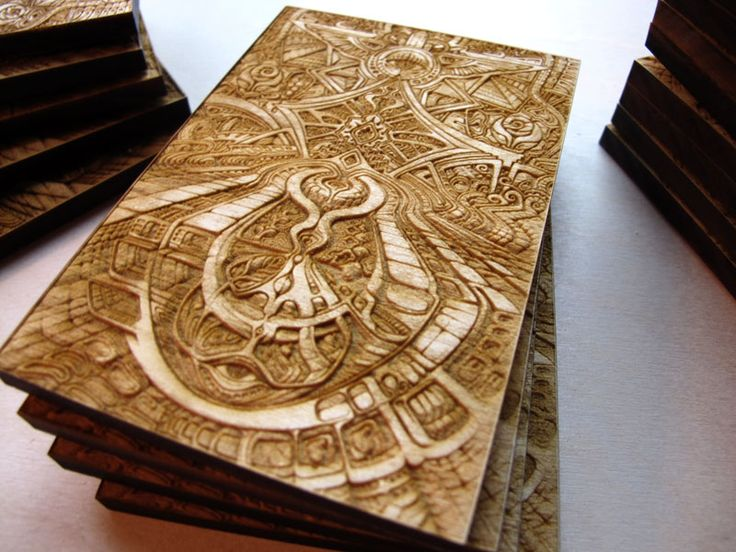 Laser-Cut Wood Art There are tons of helpful hints for ...