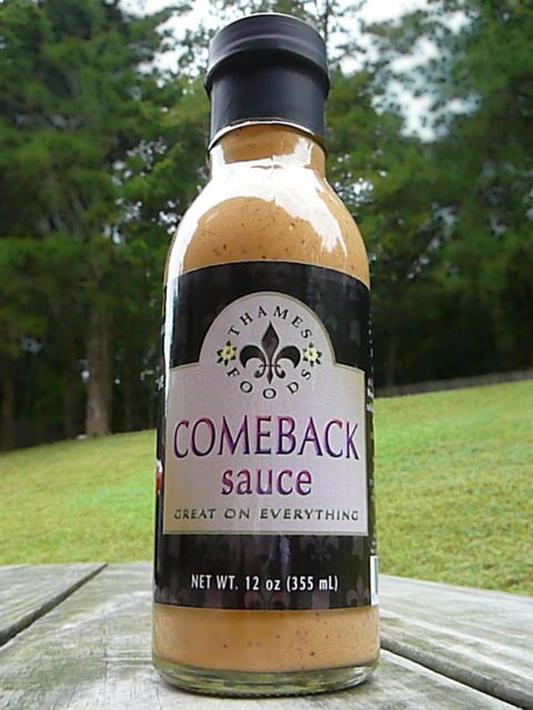 """HOMEMADE """"Comeback Sauce"""" ~ If you have ever had a blooming onion, this is the famous Mississippi comeback sauce that you have had! Here is a great recipe for you to try at home...also add it to cooked chopped red potatoes for a great potato salad...add a bit of crumbled bacon AMAZING"""