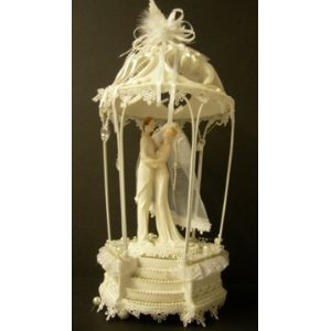 Wedding Gift Ideas Amazon Uk : in Gazebo, Musical Wedding Gift or Cake TopperLARGE!: Amazon.co.uk ...