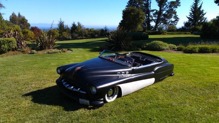 1951 Buick Super Leadsled Custom Hot Rod Kustom ...