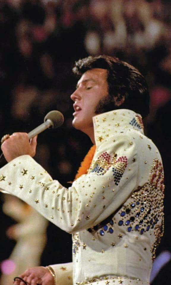 "Elvis ""Aloha From Hawaii"" 1973                              …"