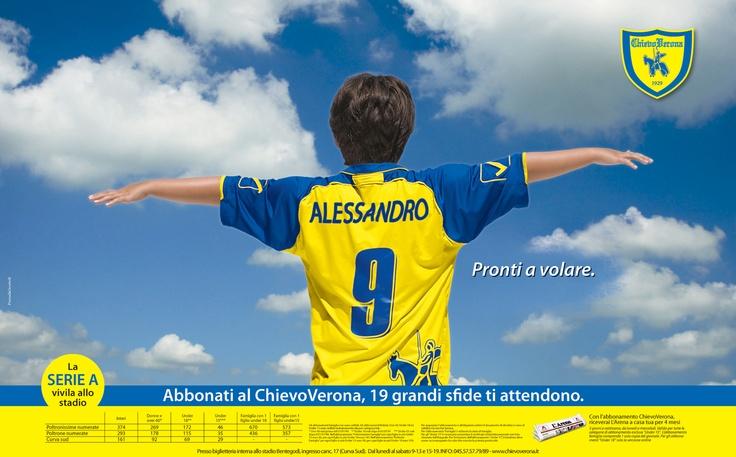 Advertising Chievo Verona