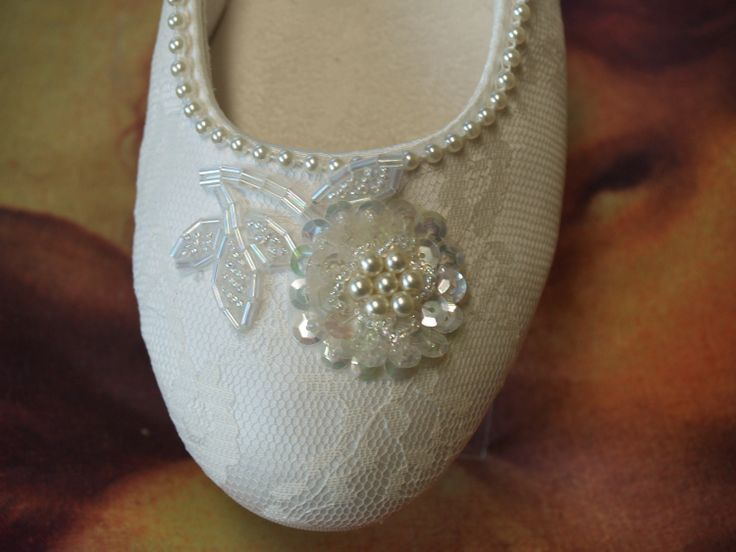 17 Best Images About DIY Wedding Shoes On Pinterest