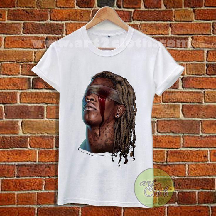 Young Thug Slime Season 3 T Shirt Size XS,S,M,L,XL,2XL,3XL //Price: $12 //     #FashionMens