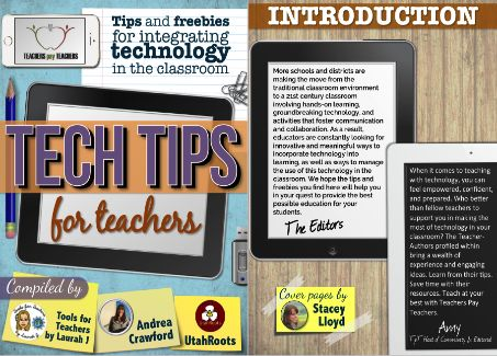 Tons of Tips and Resources for Integrating Technology in Classroom ~ Educational Technology and Mobile Learning