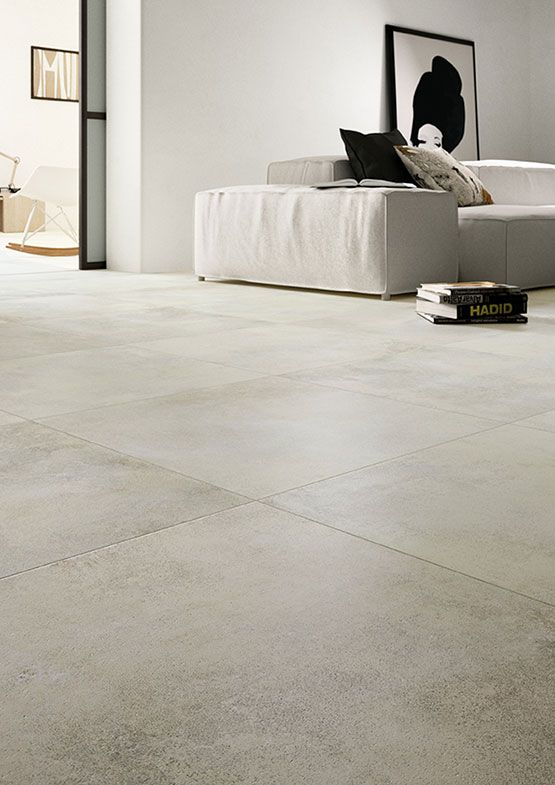 baldosas en gres porcelnico light grey easy