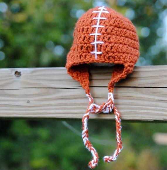 Longhorn football hat for a wee Texas fan!: Longhorns Baby, Baby Football, Cute Hats, Texas Fans, Longhorns Football, Texas Longhorns, Hats Newborns, Football Hats, Wee Texas