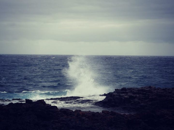#Photography #Sea #Rough #Wave #Rocks #Dark #Blue