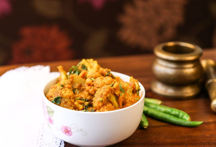 The Gobi Musallam Recipe is a delicious and simple preparation of the cauliflower vegetable.
