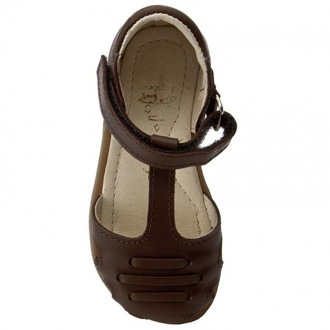 Sandále MRUGAŁA - Lola 1217-33 Brown