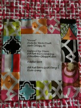 How to Make a Quilt Label by millionairetips.hubpages.com