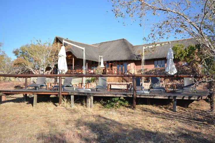 WOW! Isn't this place just gorgeous? 2ha property for sale on a big 5 game reserve, with 4000km traversing rights. This lodge has a steady income, it sleeps up to 10 guests and is 4 stars.   Contact us to esquire about this property: mike@century21wildlife.co.za  #gorgeous #gamefarm #beautiful #southafrica #limpopo #waterberg #welgevonden #pretty #lodge #guesthouse #bush #africanbush #big5