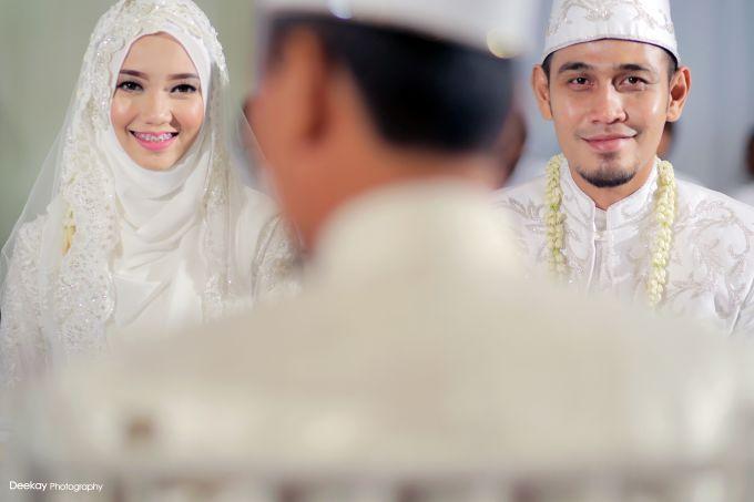 Nia & Fifin Wedding by LAKSMI - Kebaya Muslimah & Islamic Wedding Service - 004